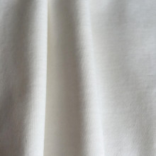 Mercerized interlock knitting jersey fabric