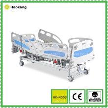 HK-N003 Deluxe Drei Funktion Elektrisches Bett (medizinisches Bett, Krankenhausbett, Patientenbett)