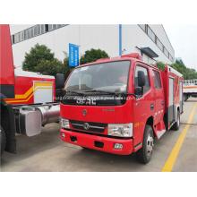 DFAC camion citerne citerne avec camions de pompiers