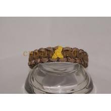 World top plastic buckle paracord bracelet