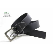 Fashion Basic Genuine Top Leather Men′s Belt M64