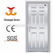 Porta de segurança 304 de aço inoxidável