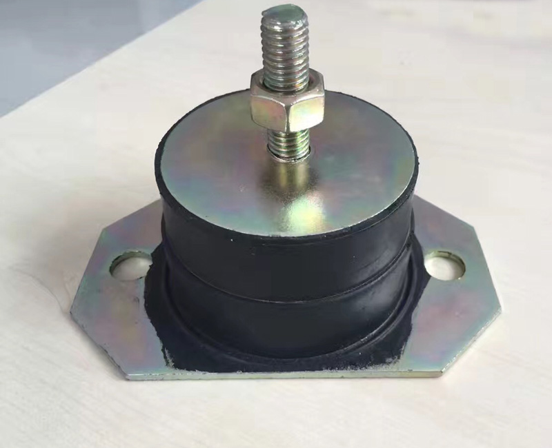 Rubber Iron Vibration Isolation
