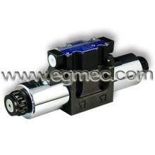 Vickers Dg4v5, Dg4v-5, Solenoid Terminal/conduit Box Plug-in Coil Connection Directional Control Valve