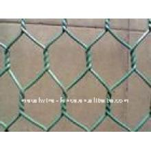 pvc coated hexagonal fence mesh
