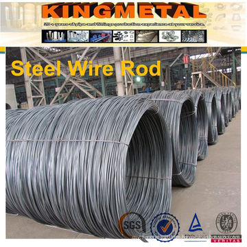 SAE1006/SAE1008 Low Carbon Steel Wire Rod for Construction