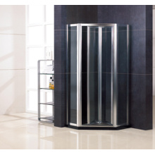 Diamond Shape Shower Cabin /Shower Door/ Wa-Db090