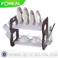 Better Chef 16 Inch 2-Tiers Dish Drainer