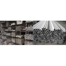 8 мм алюминиевая труба 10 мм / телескопическая алюминиевая трубка / промышленная алюминиевая трубка