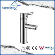 Sanitary Ware Single Handle Bathroom Sink Faucet (AF1611-6)