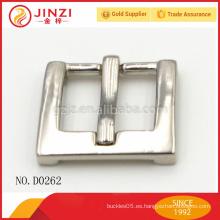 Venta al por mayor del metal de China al por mayor liberan los zapatos de encargo hebilla D0262
