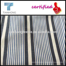 Stripe Yarn-Dyed Fabrics/Custom striped yarn-dyed fabrics/Line stripe fabric