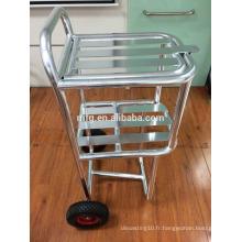 Chariot à bille en aluminium / formage de tôle