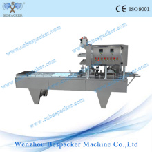 Linear Type Milk Tea Automatic Water Cup Filling Machine