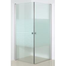 Cobertura de chuveiro de linha com porta de pivô (SE-209 Line glass)