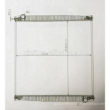 Radiador de aluminio brasado superior para MAN LINONS COASH (95) 81061016480 11078079