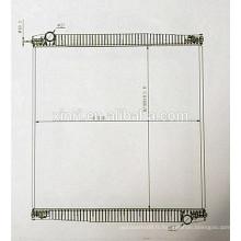 Radiateur en aluminium à brasure supérieur pour MAN LINONS COASH (95) 81061016480 11078079