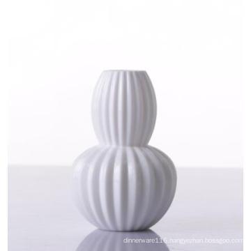 Blown Decorative Colored Glass Vase
