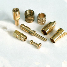 Precisão Metal Brass CNC Torno machineTurning Parts