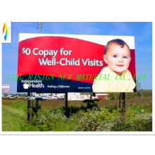 Two Side Can Be Printed Coated Blockout Flex Banner Waterproof