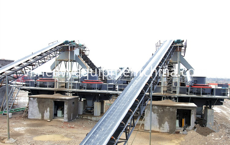 Vertical Shaft Impact Crusher For Sand Quarry Plant