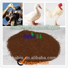 Aditivos para Alimentação de Enzima Compostos de Aves de Capoeira