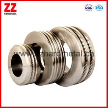 Anéis de vedação de carboneto de tungstênio Anéis laminados forjados
