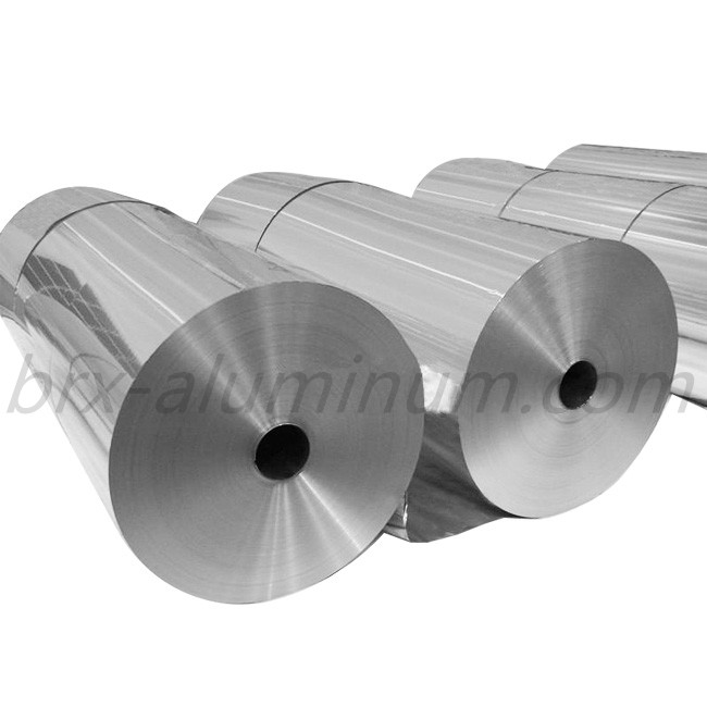 High Quality Industrial 5 Micron Thick Aluminum