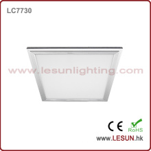 Forma redonda cuadrada luces interiores del panel de 300X300m m 12W LED (LC7730A)