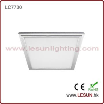 Luzes de painel internas redondas do diodo emissor de luz da forma quadrada 300X300mm 12W (LC7730A)