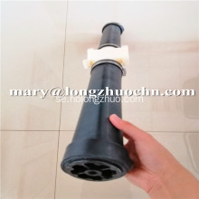 EPDM Aeration Pipe Fine Bubble Tube Diffuser