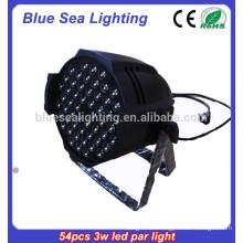 2015 hotsale 54pcs x 3w disco light led par