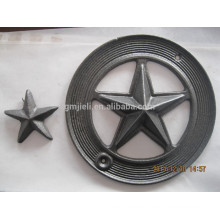Alloy casting for art craft industrial parts