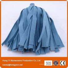 De Bonne Qualité Tête de vadrouille en tissu non-tissé taille personnalisée
