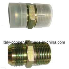 Carbon Steel External Male Adaptor