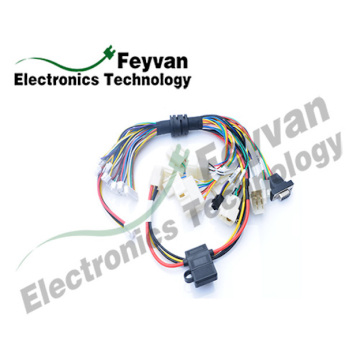 China for Automotive Wiring Harness Audio and Video Bus Cable Assembly export to Pitcairn Exporter