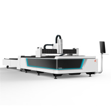 Mesa de troca automática Máquina de corte do metal do laser da fibra