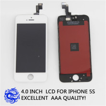 Cheap Mobile Phone LCD for iPhone 5 LCD Screen with Digitizer