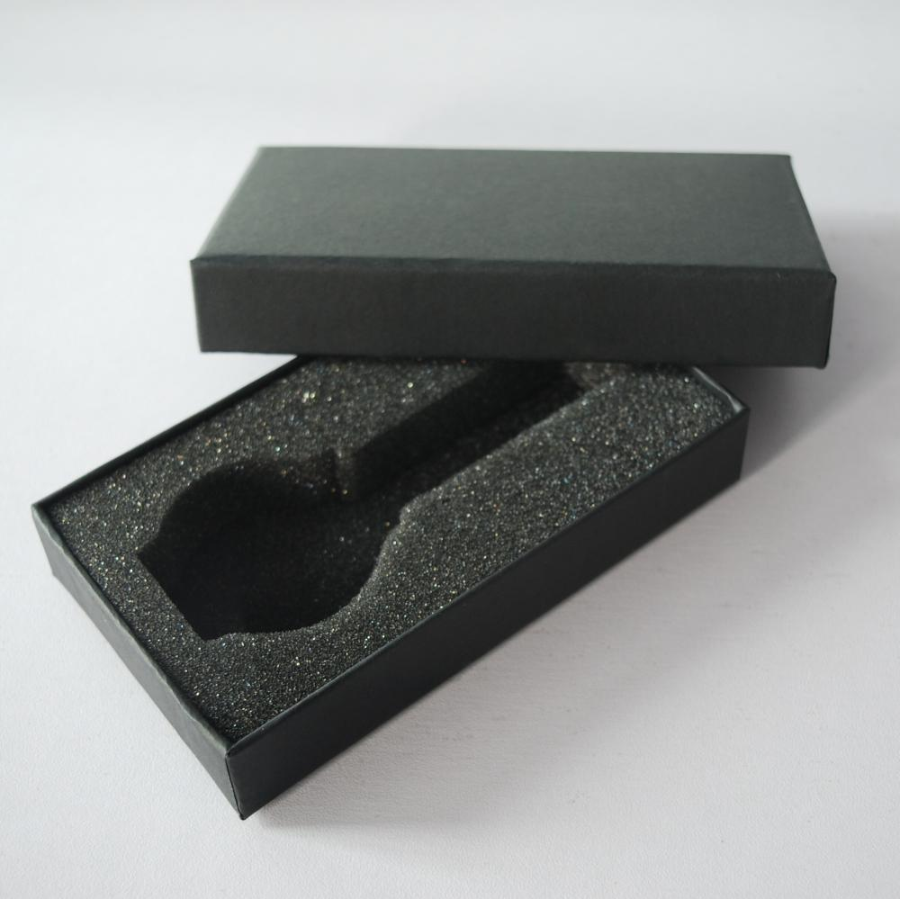 Wholesale Custom Logo Sponge ​Black Watch Boxes
