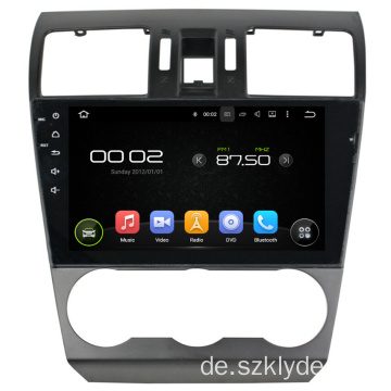 Car Multimedia Player für Subaru Forester 2013-2015