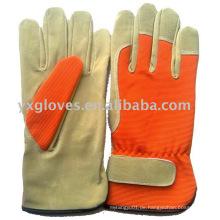 Garden Handschuh-Leder Handschuh-Hand Handschuh-Arbeitshandschuh