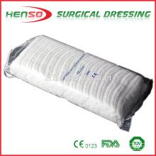 HENSO White Medical Zig-Zag Cotton