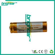 Hot sale lithium 1.5v aa 600mAh rechargeable batteries for low temperature