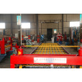 trapezoidal iron sheet roll forming making machine