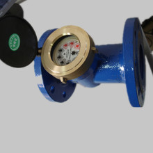 Horizontal Woltman Detachable Dry Dial Water Meter