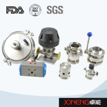 Fluid Control Food Grade Stainless Steel Valve (JN-1005)