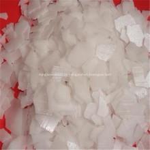 Soda cáustica usada em têxteis