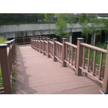Wood Plastic Composite Handrail with CE, Fsg SGS, Certificate