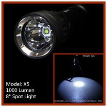 Аккумуляторная батарея Super Bright перезаряжаемая светодиодная подсветка для дайвинга