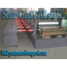 Grain steel silo roll forming machine